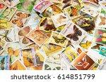 st.petersburg  russia   april...   Shutterstock . vector #614851799