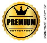 premium icon vector   Shutterstock .eps vector #614894759