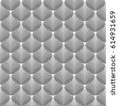 vintage seamless texture | Shutterstock .eps vector #614931659