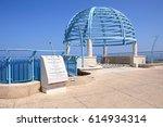 haifa  israel   april 2014  san ... | Shutterstock . vector #614934314