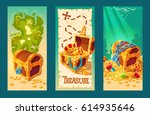 collection of isolated vector... | Shutterstock .eps vector #614935646