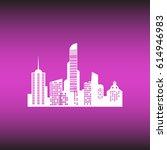 vector house icon | Shutterstock .eps vector #614946983