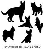 illustration  vector ... | Shutterstock .eps vector #614987060