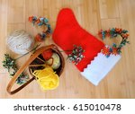 holiday projects | Shutterstock . vector #615010478