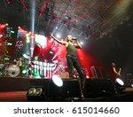 padua padova  pd  italy   march ... | Shutterstock . vector #615014660