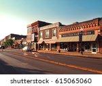 village of seneca falls before...   Shutterstock . vector #615065060