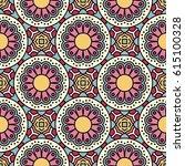 Seamless Oriental Pattern....