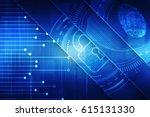 2d illustration safety concept  ... | Shutterstock . vector #615131330
