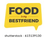food is my best friend party...