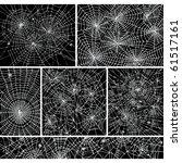 web background pattern set i | Shutterstock .eps vector #61517161