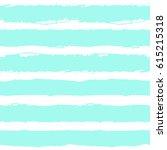 blue paint brush lines... | Shutterstock .eps vector #615215318