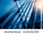urban abstract   windowed... | Shutterstock . vector #615232250