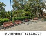view of group of unoccupied... | Shutterstock . vector #615236774