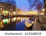 amsterdam  march 18  2017 ... | Shutterstock . vector #615268010