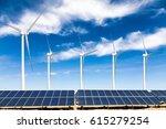 solar energy | Shutterstock . vector #615279254