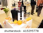 kitchen exhibition 2017 at... | Shutterstock . vector #615295778