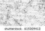 abstract halftone doted... | Shutterstock .eps vector #615309413