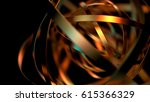 abstract futuristic background... | Shutterstock . vector #615366329
