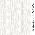 vector seamless pattern. modern ... | Shutterstock .eps vector #615426404
