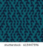 abstract pattern with stripes... | Shutterstock .eps vector #615447596