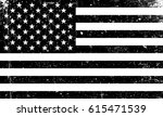 grunge monochrome united states ... | Shutterstock .eps vector #615471539