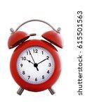 clock | Shutterstock . vector #615501563