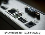 security system dvr device | Shutterstock . vector #615590219
