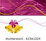 christmas background.... | Shutterstock .eps vector #61561324