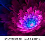 Abstract Colorful Fractal...