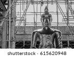 Buddha Statue Seated Buddha...