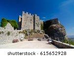 Venus Castle  Erice  Sicily....