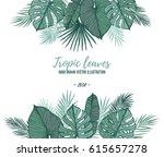 hand drawn vector illustration  ... | Shutterstock .eps vector #615657278