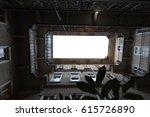 inner yard  | Shutterstock . vector #615726890