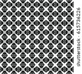 engraving seamless pattern. the ... | Shutterstock .eps vector #615736226