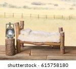 a newborn baby photography... | Shutterstock . vector #615758180