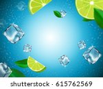 Flying Lemons  Ice Cubes And...