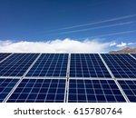 solar energy | Shutterstock . vector #615780764