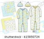 vector fashion illustration of...   Shutterstock .eps vector #615850724