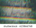 test screen glitch texture | Shutterstock . vector #615866768