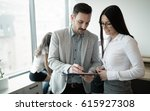 professional business... | Shutterstock . vector #615927308