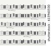 piano keyboard illustration ...   Shutterstock .eps vector #615960530