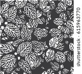 vector texture  abstract... | Shutterstock .eps vector #615963770