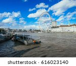 london   august 3   view of the ... | Shutterstock . vector #616023140