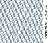 seamless abstract pattern.... | Shutterstock . vector #616034663