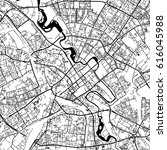 minsk belarus vector map...   Shutterstock .eps vector #616045988