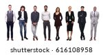 team of full body people   Shutterstock . vector #616108958