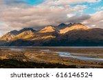 Tasman River At Aoraki Mount...