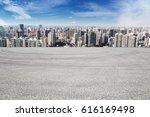 urban road background  car... | Shutterstock . vector #616169498