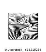 vector illustration of a... | Shutterstock .eps vector #616215296