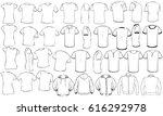 t shirt | Shutterstock .eps vector #616292978